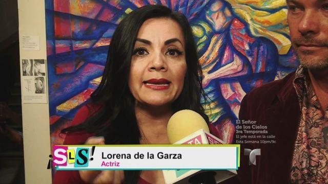 Lorena de la Garza responde agresiones de Consuelo Duval (VIDEO)