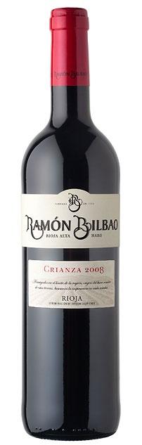 Ramon Bilbao, Crianza 2008 Un gran Rioja !