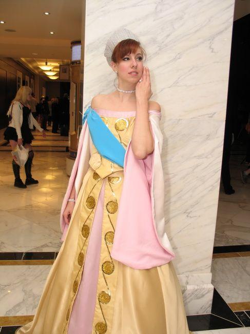 Anastasia | Princess Anastasia | Redhead Costume/Cosplay