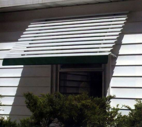 Modern aluminum #awning for the home.