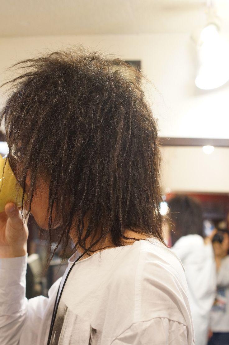 https://flic.kr/p/21Uhedw   #jill原宿 #美容室 #ヘアスタイル #ヘアサロン #髪型 #メンズヘア#ロングヘア #ブラックヘア #ハードパーマ #ツイストパーマ #パイプ