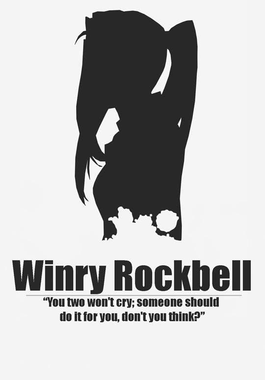 Winry Rockbell   Fullmetal Alchemist Brotherhood   #FMAB   Anime