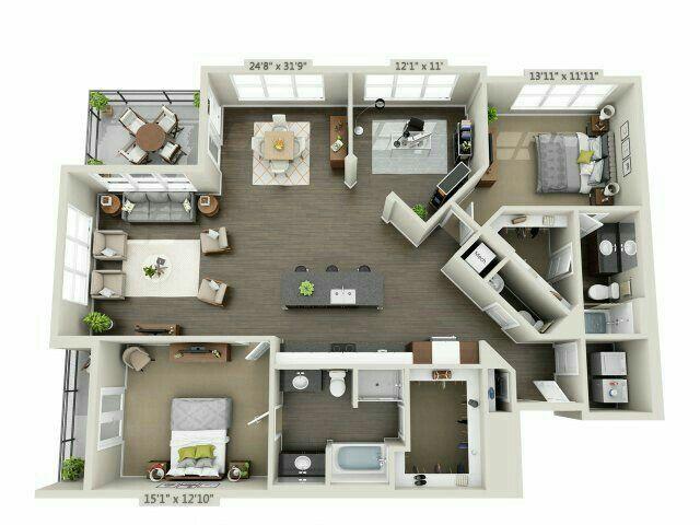 My Favorite Floor Plan House Blueprints Sims House Design Home Building Design