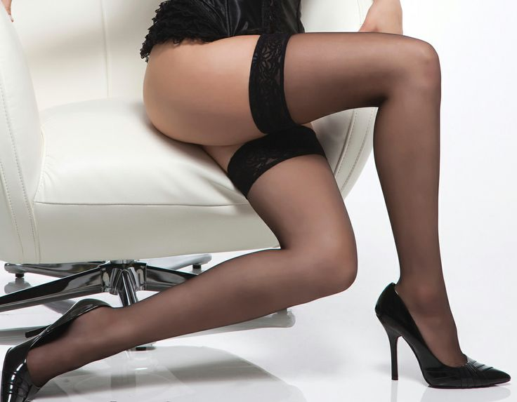 Coquette Sheer Thigh High Lace Top Stockings £10.50  Quality Sheer thigh high stockings with a very sexy lace top from Coquette. Everyday essentials.