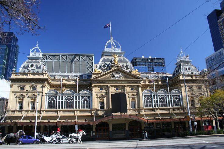 Princess Theatre, Melbourne http://www.carltonleisure.com/travel/flights/australia/melbourne/aberdeen/