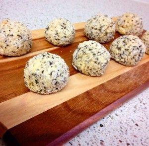 "Garlic & Basil ""Arancini"" – riceless! | Try This Bliss"