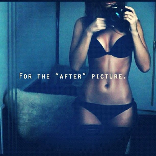 This better be my after picture one day lol but not quite so undressed!!