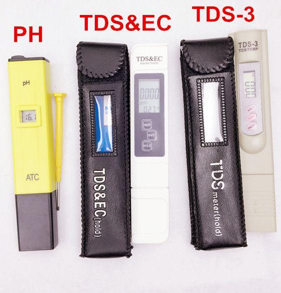 $15.44 (Buy here: https://alitems.com/g/1e8d114494ebda23ff8b16525dc3e8/?i=5&ulp=https%3A%2F%2Fwww.aliexpress.com%2Fitem%2F3-pcs-lot-digital-TDS-EC-Meter-Tester-PH-meter-conductivity-meter-Pen-aquarium-tester%2F32417805644.html ) 3 pcs/lot digital TDS EC Meter/Tester,PH  meter,conductivity meter Pen,aquarium,tester  17%off for just $15.44
