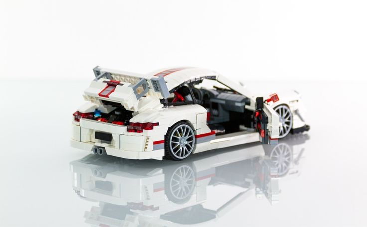 These LEGO Porsche Models Are The Most Accurate We've Ever Seen - Petrolicious