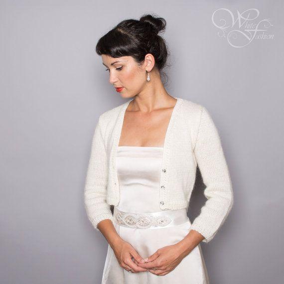 Best 25  Wedding bolero ideas on Pinterest | Wedding dress bolero ...