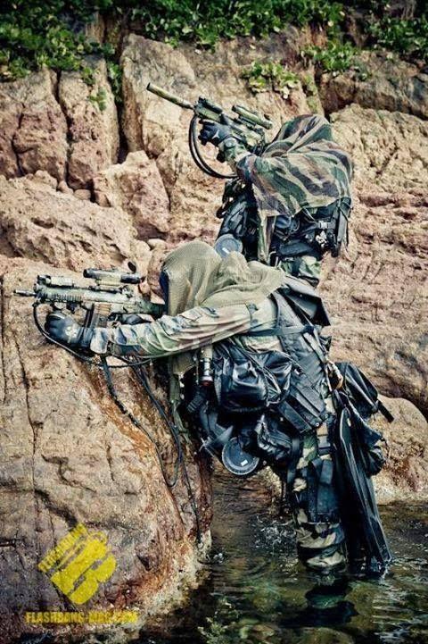 2 commandos Hubert (France)
