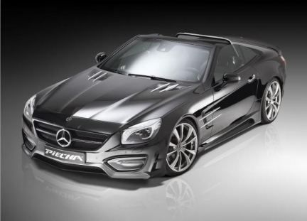 2014 Mercedes-Benz SL Avalange GT-R by Piecha Design