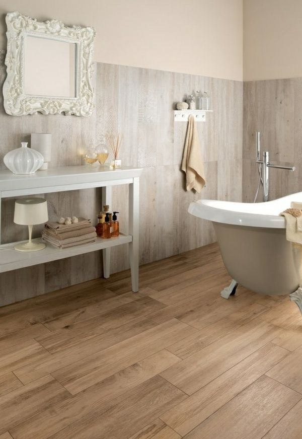 Badezimmer fliesen holzoptik grau  Die besten 25+ Fliesen in holzoptik Ideen nur auf Pinterest ...