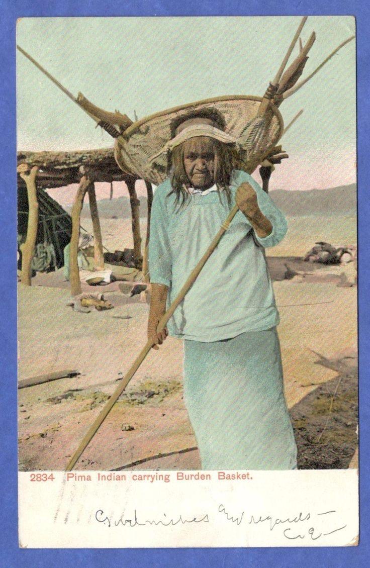 Pima Indian -1907