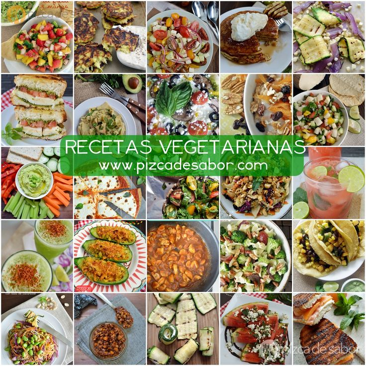 Dia internacional vegetariano www.pizcadesabor.com Recetas vegetarianas