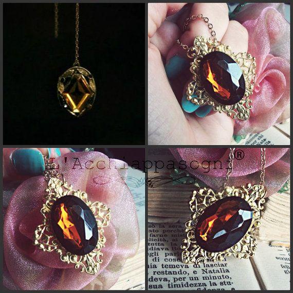 The Vampire Diaries jewelry  Bonnie Bennett by LAcchiappasogni, €16.00