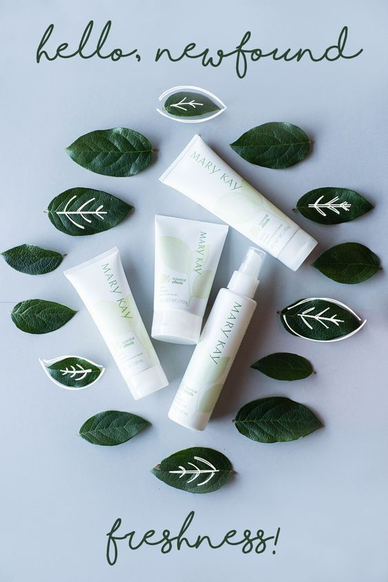 So fresh and so clean! This simple regimen is infused with the goodness of botanicals that are personalized to your skin type to bring out skin's healthy radiance! | Mary Kay
