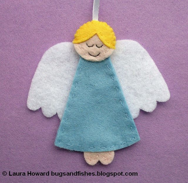 As promised yesterday, here's the tutorial for making the second style of angel ornaments...     To make these ornaments, you will need.....