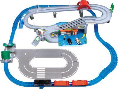 Highway Pursuit Set Tomica Car Track For Jack