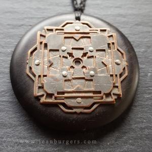 The Temple Pendant