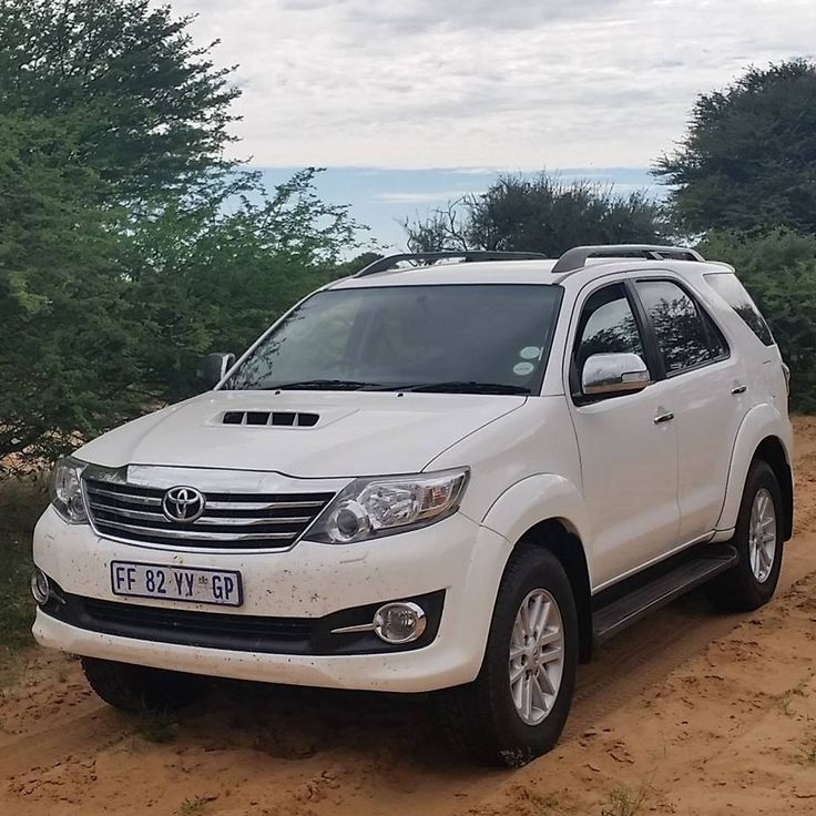 One of our Tour Operator clients happily underway in the new generation Fortuner in our Rental Fleet! We also have 8 Seaters Ford Tourneo and 14 Seaters Quantum and 22 Seater Sprinters!
