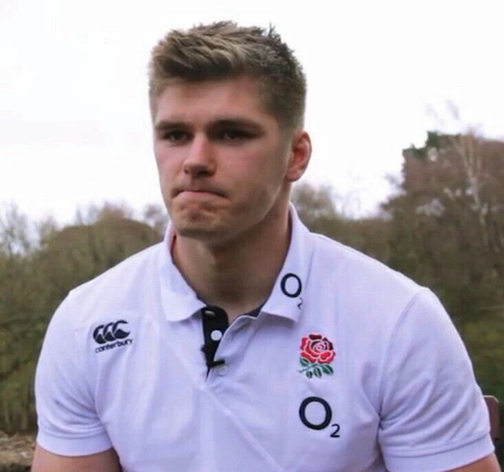 Beautiful and Talented Owen Farrell