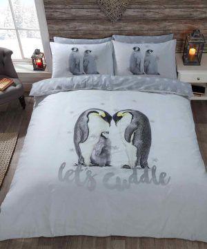 penguine bedding set