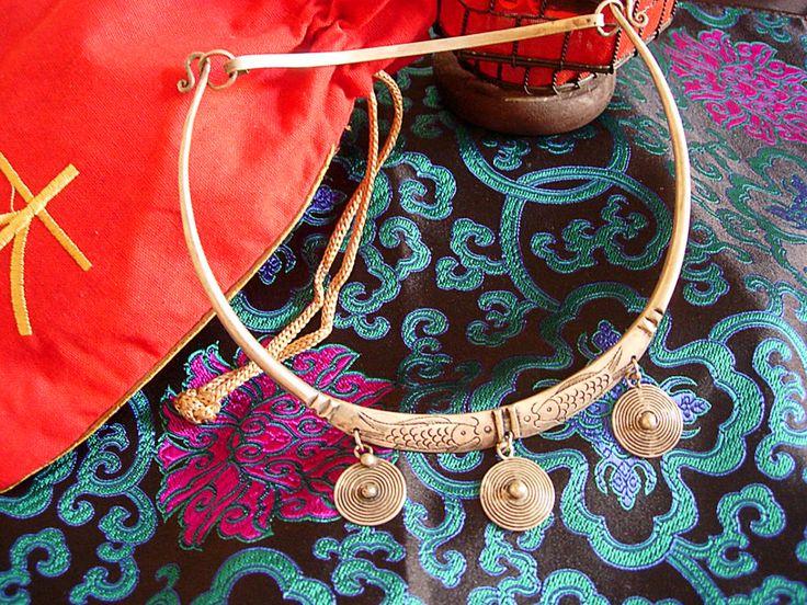 MIAO silver necklace!