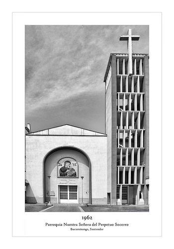 1962 Parroquia Nuestra Señora del Perpetuo Socorro-1 | Flickr - Photo Sharing!