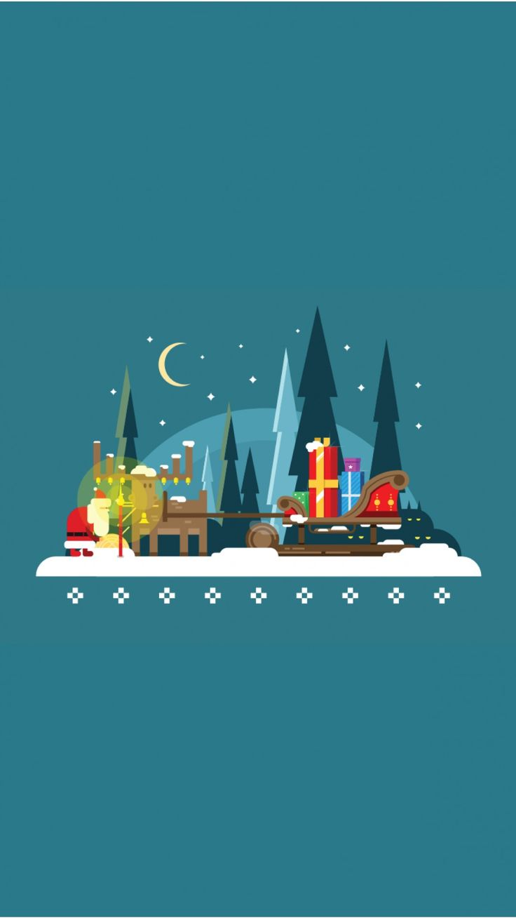 Christmas vector tap to see more cool flat vector for Minimalist christmas