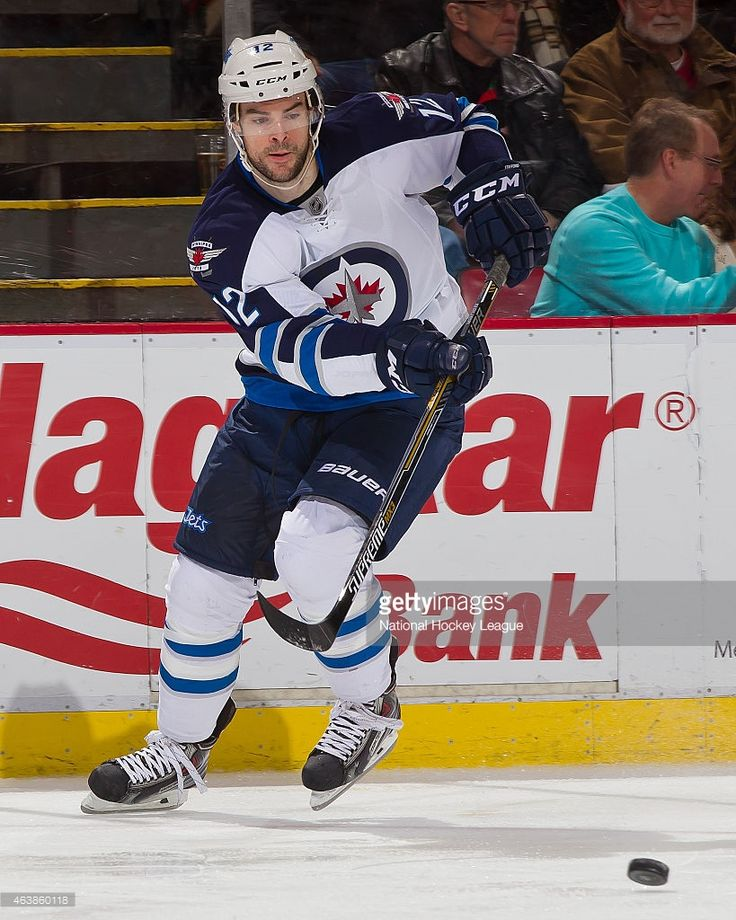 Drew Stafford, Winnipeg Jets