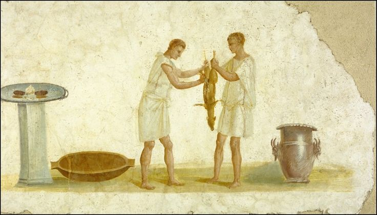 145 best images about food history on pinterest units of for Ancient roman cuisine