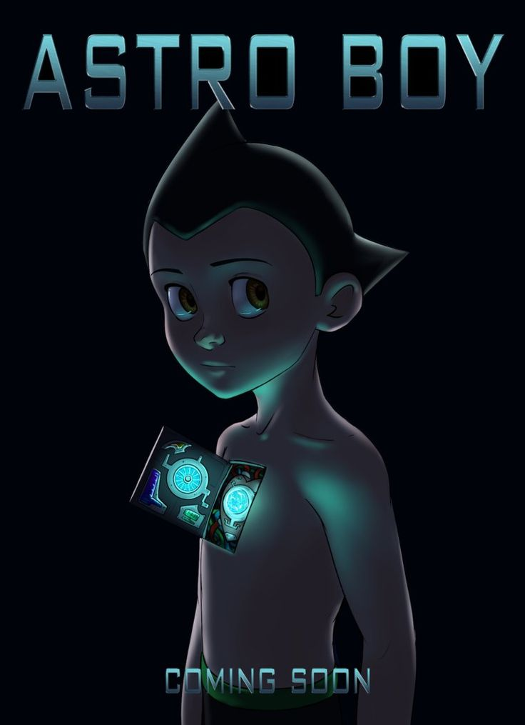 Astro Boy by Starwarrior4ever