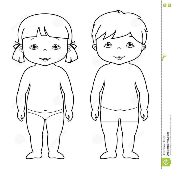 boy and outline coloring pages boy and outline