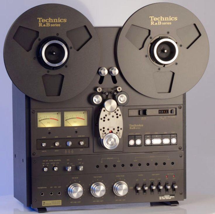 Technics RS-10A02 R&B series