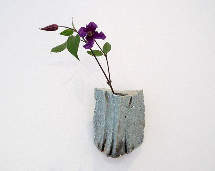 Ceramic Wall Vases For Flowers Sevenstonesinc