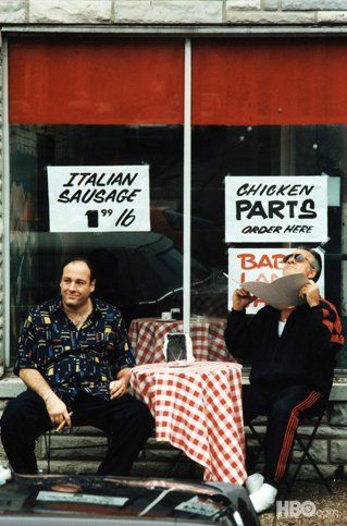 The Sopranos - Two Gafones