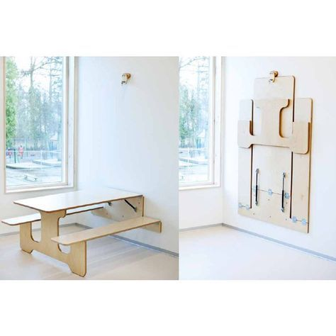 Beautiful Folding Wall Dining Table 1000 Ideas About Foldable Table On Pinterest Folding Tables