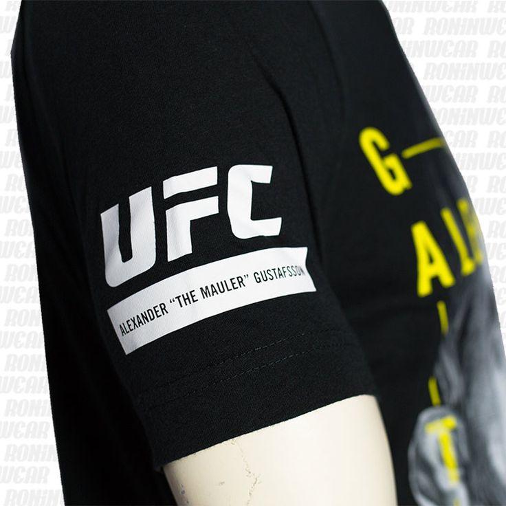 Resultado de imagen para ufc reebok t shirt