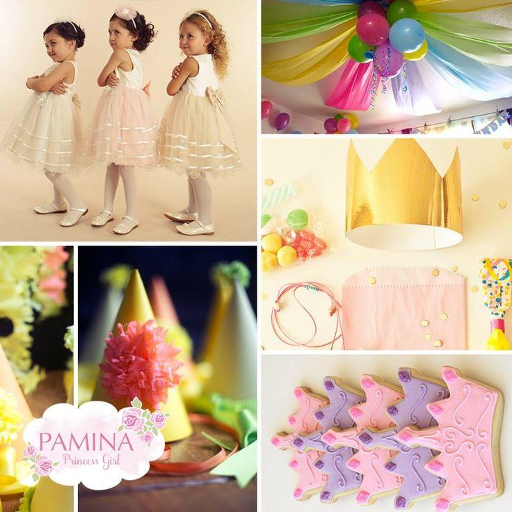Pamina elbiseleri alınmadan, bahar partisi hazırlıkları bitmez :)  Are you ready for party?