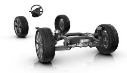 Trade journal Vehicle Dynamics International honoured ZF Friedrichshafen AG with two awards