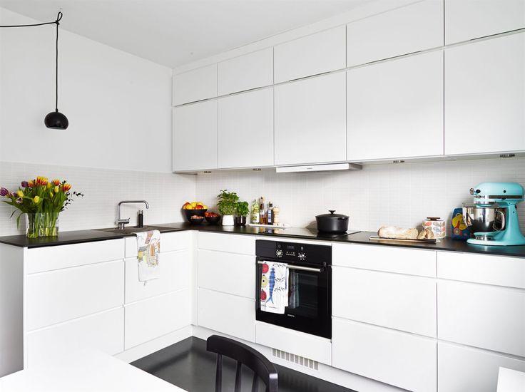 17 best ideas about cocinas modernas espacios pequeños on ...