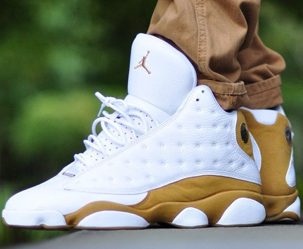 Air Jordan 13 Wheat - J_y0ung