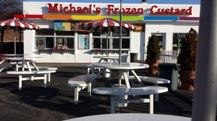 14. Michael's Frozen Custard - Madison