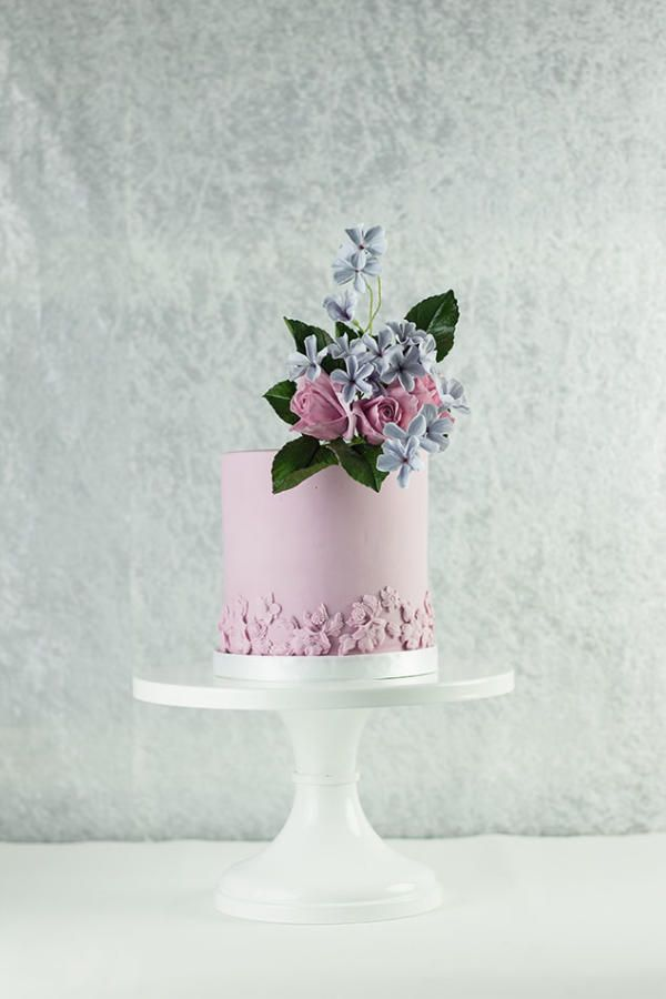 655 best Floral Mini Cake images on Pinterest Cakes Conch