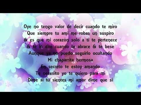 Neztor Mvl Ft. Thin & Tony Mvl - Yo Te Quiero (Letra)