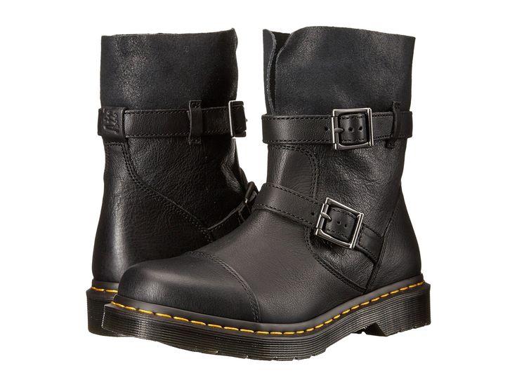 DR. MARTENS   Dr. Martens Kristy Slouch Rigger Boot #Shoes #Boots #DR. MARTENS