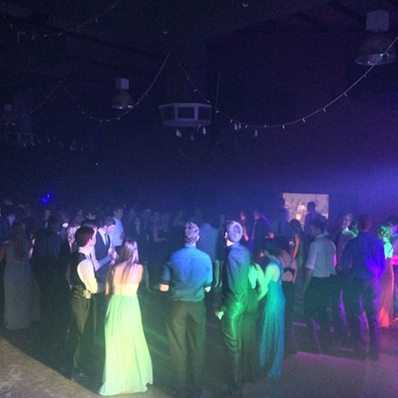Simpsons Mobile Disco - Wedding Guide