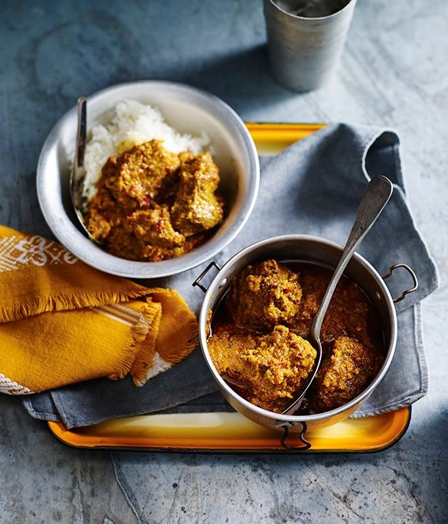 Beef rendang - would love to make this with lamb
