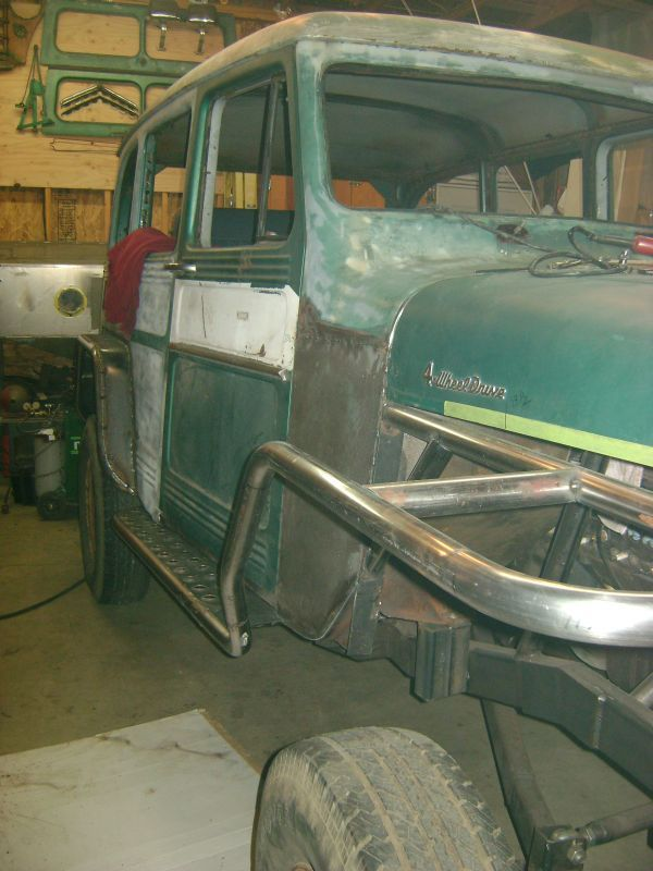 1962 Willys Wagon Build - Page 29 - Pirate4x4.Com : 4x4 and Off-Road Forum